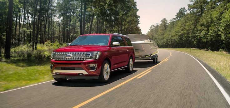 2018 Ford Expedition MAX Capability