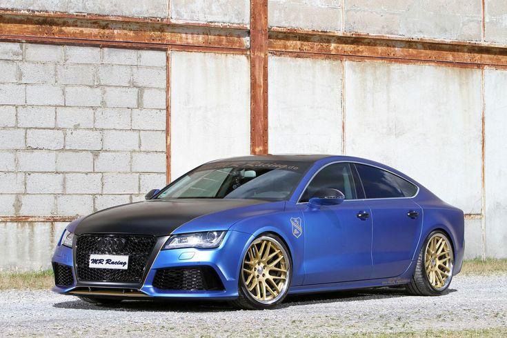 MR Racing upgrades 2014 Audi A7 TDI - http://www.modifiedcars.com/cars/536303/mr-racing-upgrades-2014-audi-a7-tdi