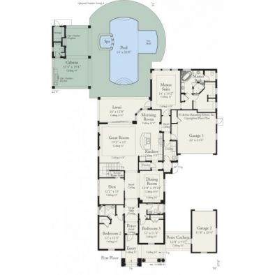 Luxury home plans home plans and luxury homes on pinterest for Luxury custom homes plans