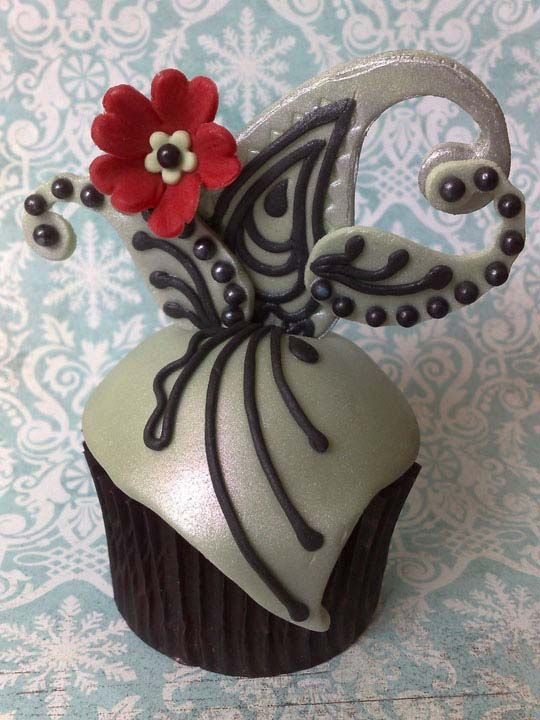747 best images about Elegant Cupcakes on Pinterest ...