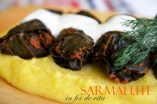 Sarmalute in foi de vita - Retete culinare by Teo's Kitchen
