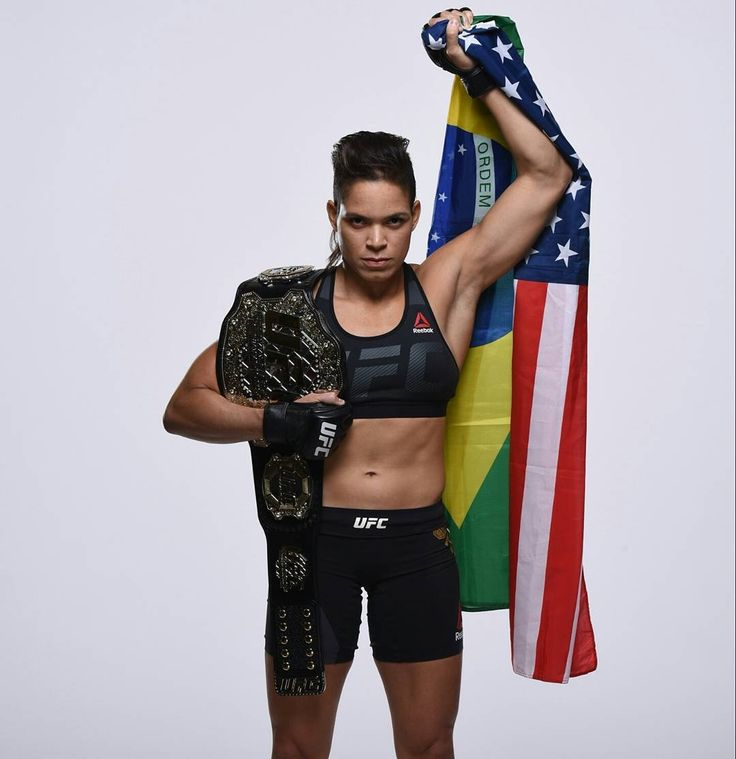 The Lioness Amanda Nunes. Not sure how long shell be able to hold onto that belt, but she sure won it in spectacular fashion