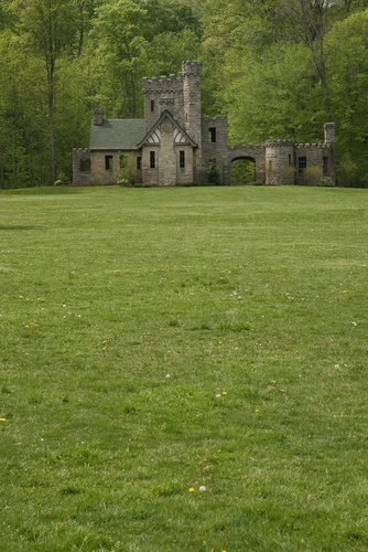 Picture of Squire's Castle is located to the east of Cleveland in Wickliffe, Ohio | PlanetWare