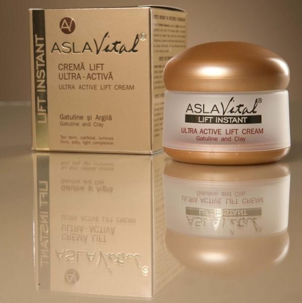 ASLAVITAL -Crema ultra activa - http://www.carlisa.ro/274~Produse-Cosmetice-Anti-Rid/284~Creme-de-fata-Antirid/1500-ASLAVITAL--Crema-ultra-activa.html