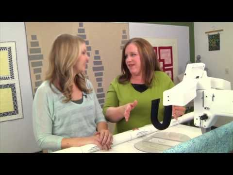 9 Tips for Machine Quilting with Rulers - YouTube