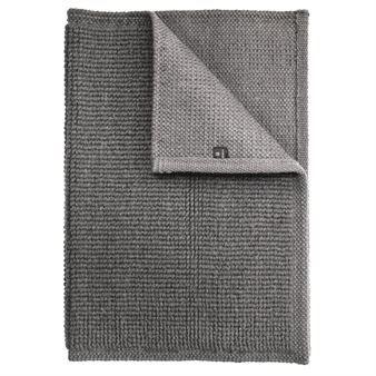 Himla wool rug steelgrey - 80x230 cm - Himla