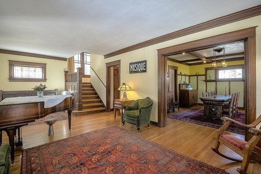 To Paint or Not To Paint Our Abundance of Wood Trim? — Good Questions