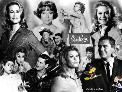 Bewitched! Yes it was before my time but that doesn't mean I didn't enjoy the reruns.