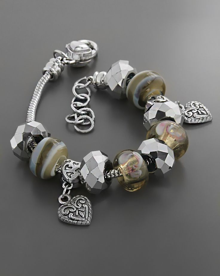 Βραχιόλι Fashion με Ημιπολύτιμες πέτρες