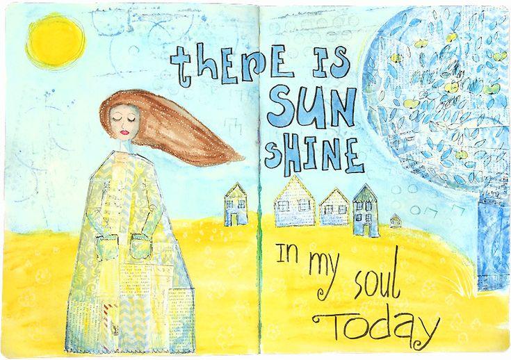 sunshine - by Tusia Lech