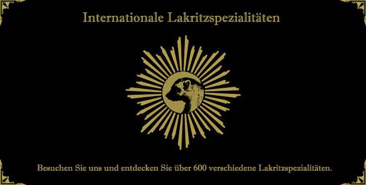 Bärendreck-Apotheke - Internationale Lakritzspezialitäten