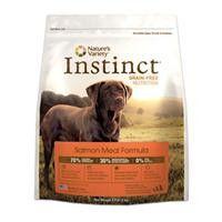 Nature's Variety Instinct Salmon Canine 25.3 Lb