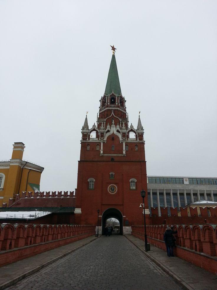 #Moskow #sightseeing #Kreml