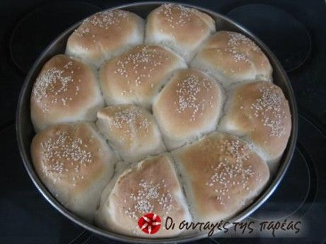 Τέλεια σπιτικά ψωμάκια