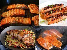 Somon Balığı Pişirmenin Püf Noktaları