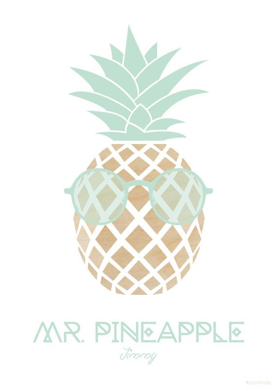 Mr. Pineapple