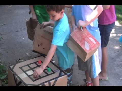 Minecraft Birthday Party - This is the video that first inspired me to start planning a Minecraft party.