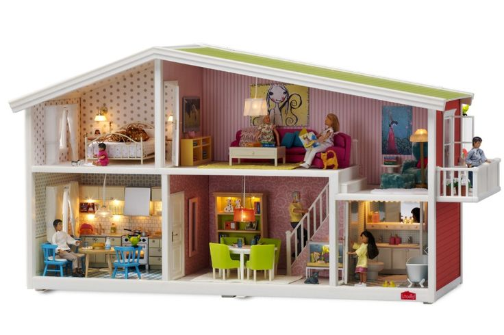Lundby Dollhouses: the perfect combination of imagination, technology and DIY   Cool Mom Picks