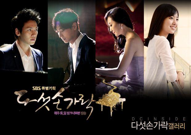 Hasil gambar untuk five fingers korean drama