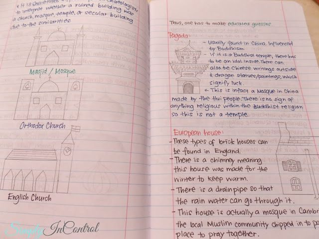 Note-Taking Tips and Strategies
