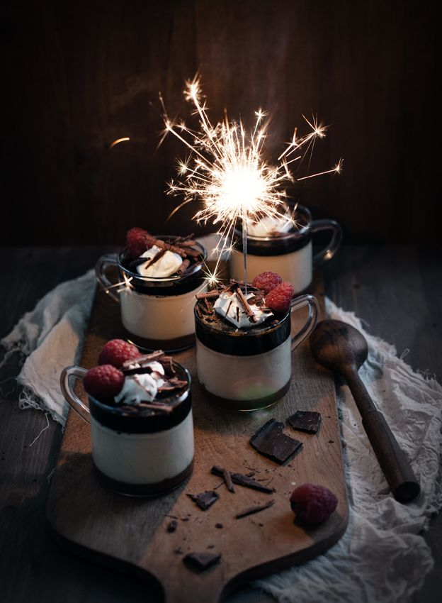 In English:  Tomorrow I will not be serving cake, that's for sure. Don't get me wrong, I love cake, but I just feel like doing something mor...