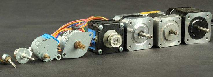 Matching the Driver to the Stepper | All About Stepper Motors | Adafruit Learning System