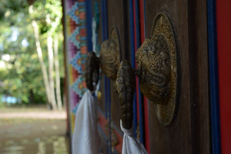 Templo budista.