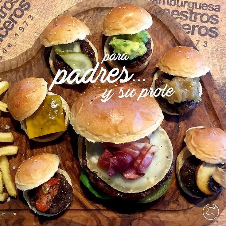 Este #findesemana es para disfrutar de #papá y qué mejor que celebrarlo en #HamburguesaNostra?  Para esos padrazos que se han ganado el título a pulso tenemos un regalo muy especial: 10% de #descuento presentando el carné de #FamiliaNumerosa hoy y todos los días del año.  #burger #burgerlovers #foodies #foodiesofinstagram #instafood #igersmadrid #igersmadrid #picoftheday #photooftheday #planesenfamilia #DíadelPadre  No aplicable con otros descuentos y/o promociones. Es imprescindible…