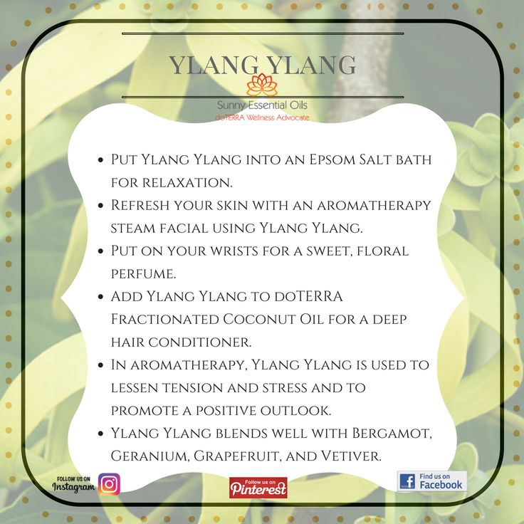 Ylang Ylang Essential Oil  Facebook: https://www.facebook.com/sunnyessentialoils/  Instagram: @sunnyessentialoils