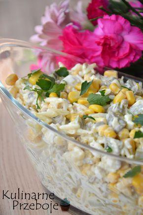 Chrupiąca sałatka z jajkami, kukurydzą i prażonym słonecznikiem – prosta i szybka w wykonaniu sałatka – idealna na śniadanie, kolację, czy też w pudełeczko do pracy. Poza tym dzięki obecności jajek w jej składzie sprawdzi się także jako prosta sałatka na Wielkanoc. Poniższy przepis jest przepisem podstawowym, który wedle uznania można wzbogacić np. o szynkę, […]