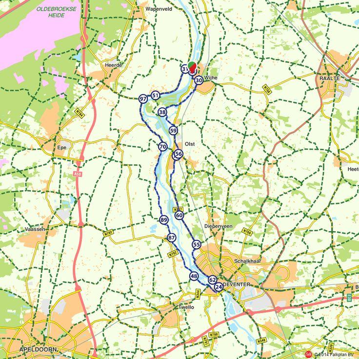 Fietsroute: Pontjesroute over de IJssel (http://www.route.nl/fietsroutes/138074/Pontjesroute-over-de-IJssel/)