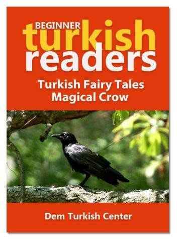 turkish language books - turkish fairy tales 1 beginner