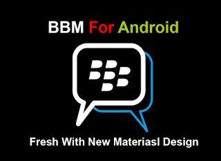 Tutorial Android Indonesia: Download BBM Android Dengan Material Design Beta v...