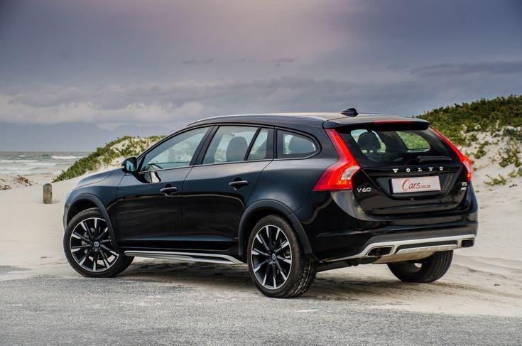 2015 Volvo V60 Cross Country T5