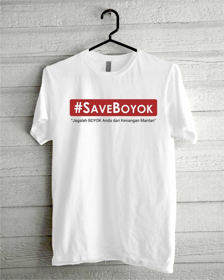 #SaveBoyok , Order Now https://www.facebook.com/NgeCloth