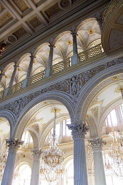 Museo del Hermitage, San Petersburgo, Rusia