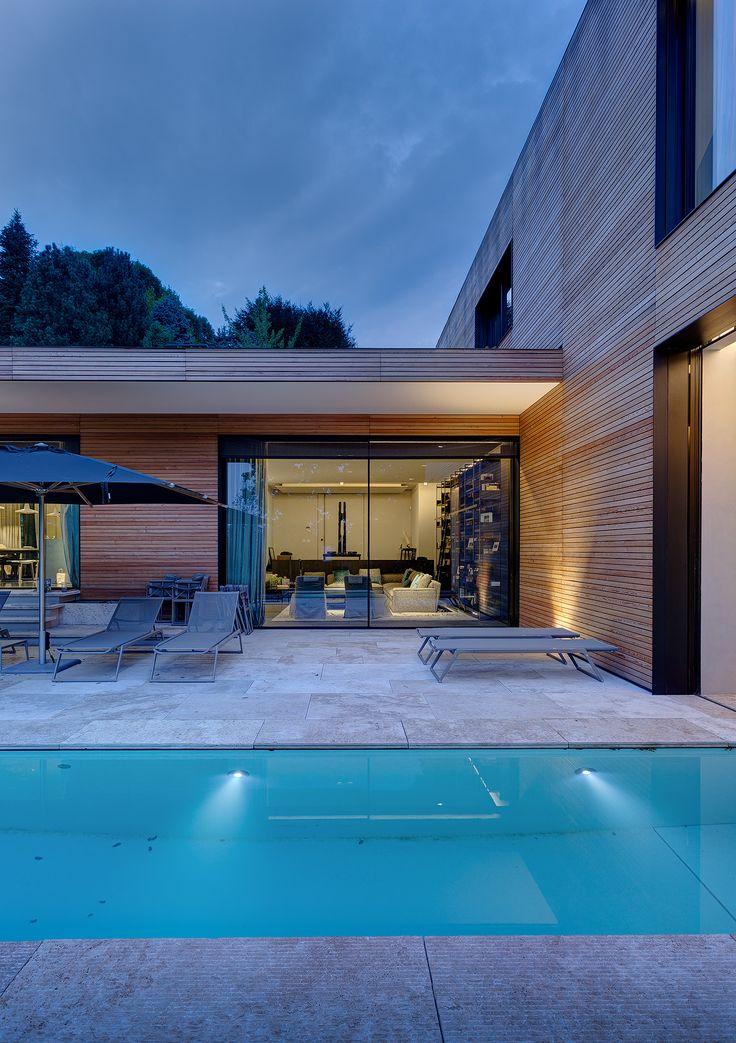 Oltre 25 fantastiche idee su casa con rivestimento di for Rivestimento legno