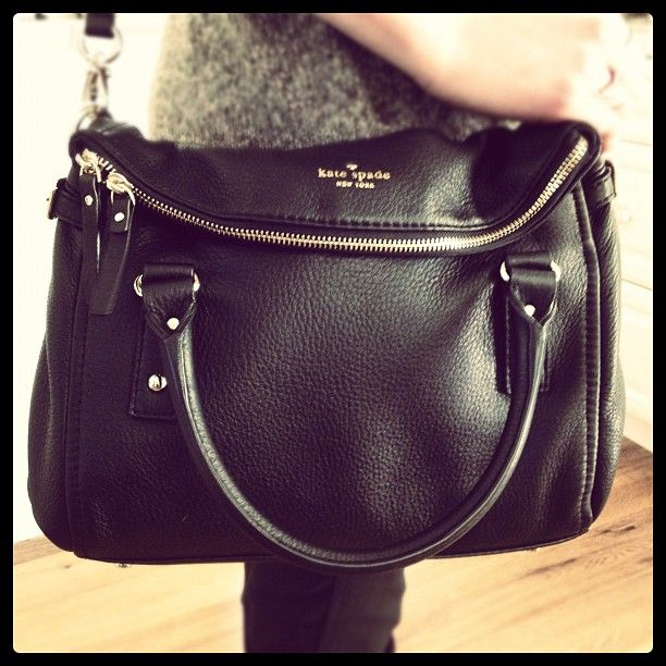 Kate Spade Large Black Purse...I need $