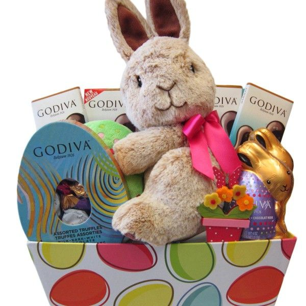Godiva easter adventure gift basket easter gift baskets godiva easter adventure gift basket easter gift baskets pinterest easter gift baskets gift baskets canada and easter negle Gallery