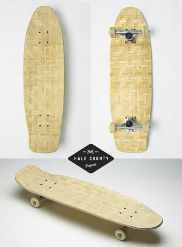 A Skateboard To Bring Back Local Manufacturing In The South Is Made From . . . Bamboo? | Co.Exist | ideas + impact
