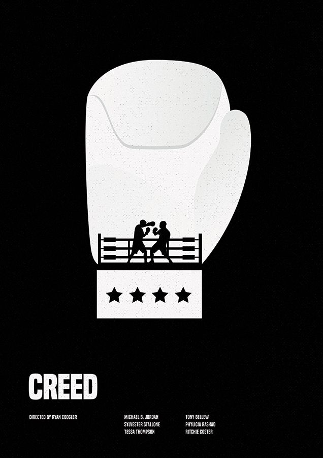 "Poster Posse | Matt Needle's 3rd Batch Of ""Oscar Bait"" Prints Is Golden"