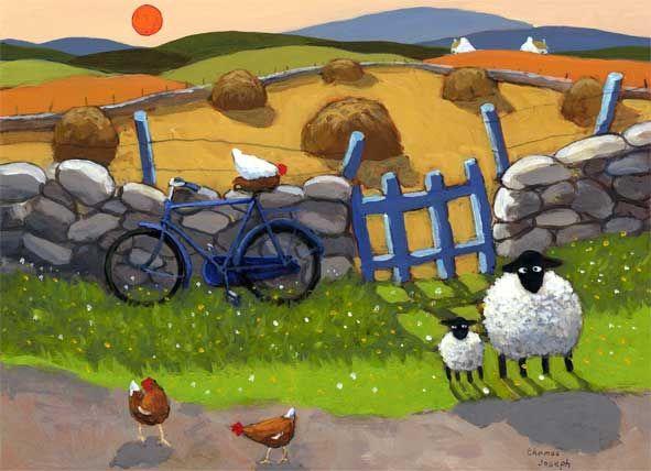 On Ewe're Bike