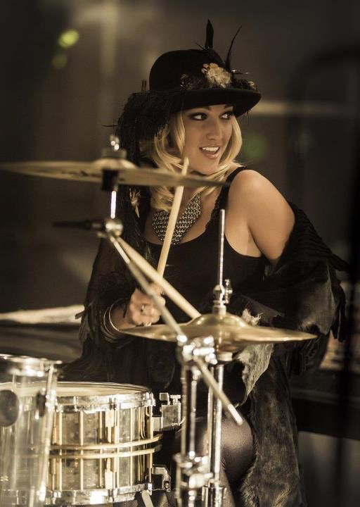Drummerworld: Hannah Ford