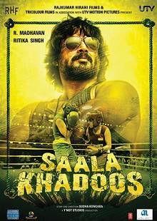 R Madhavan is back with the sports drama Saala Khadoos.