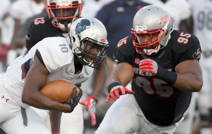 Led by Cam Newton's Little Brother, Howard U Pulls Off Largest Point Spread Upset in College Football History