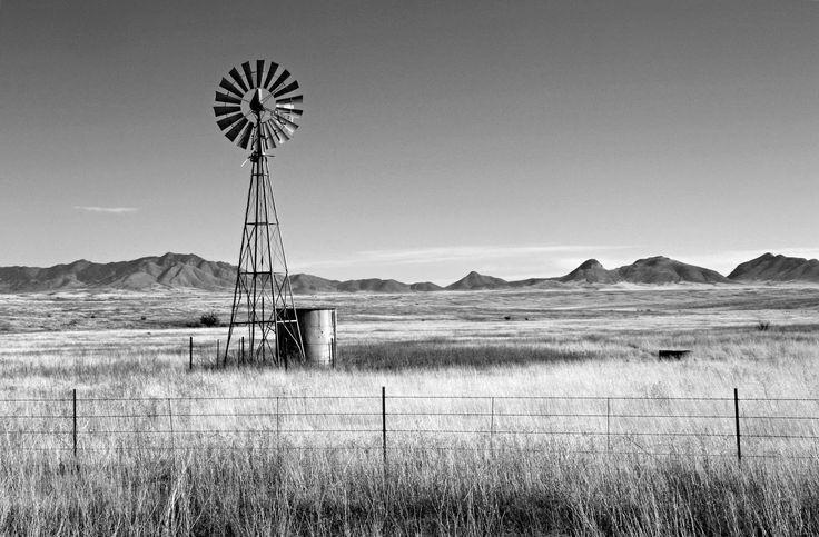 Love the ole windmills