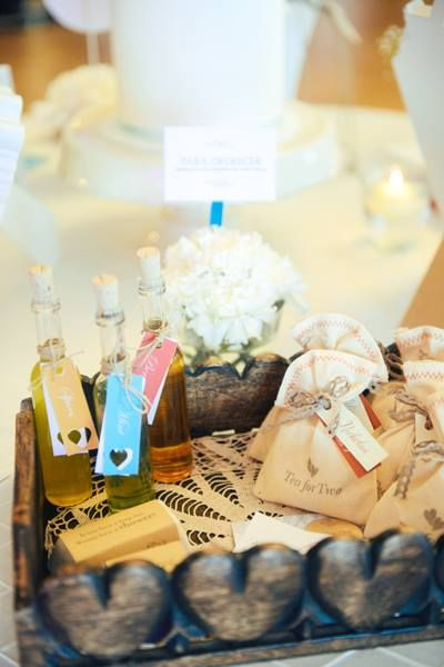 Wedding Favors Photo by Adriana Morais