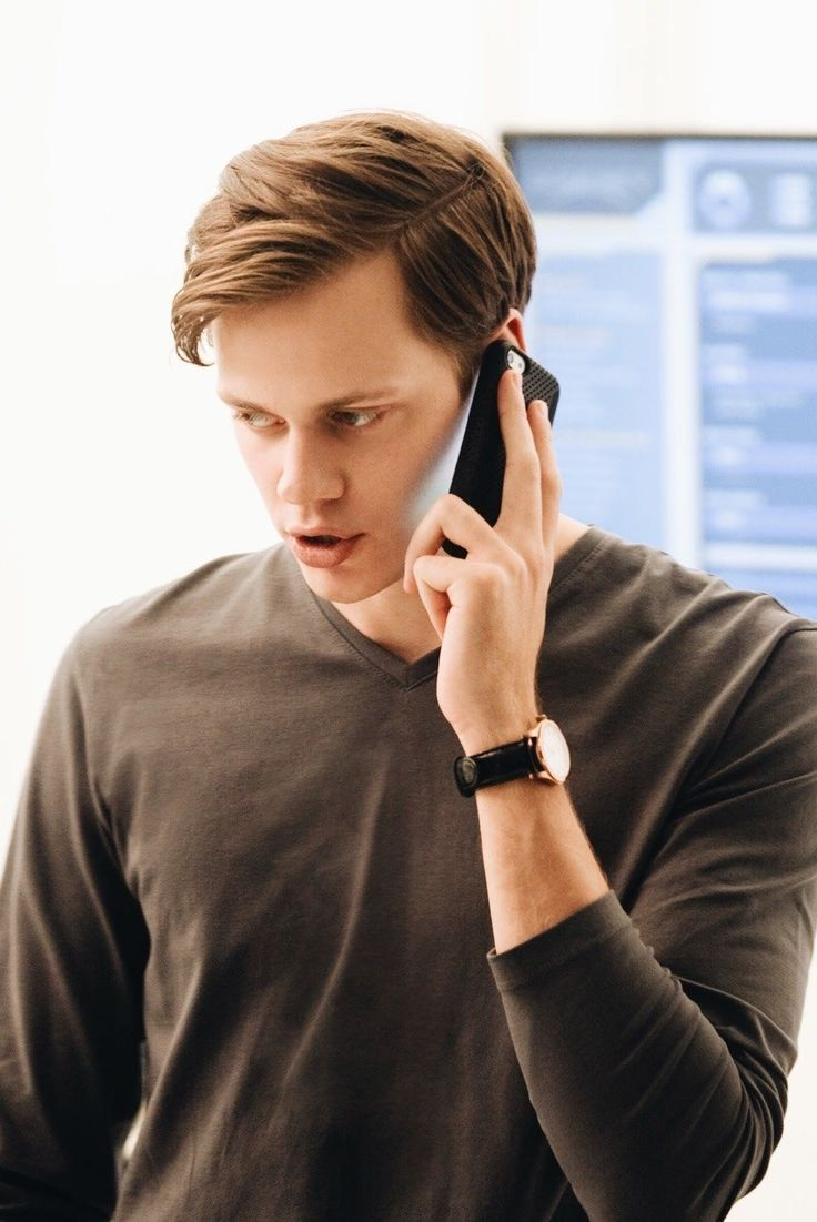 Bill Skarsgård as Roman Godfrey in the Netflix series Hemlock Grove