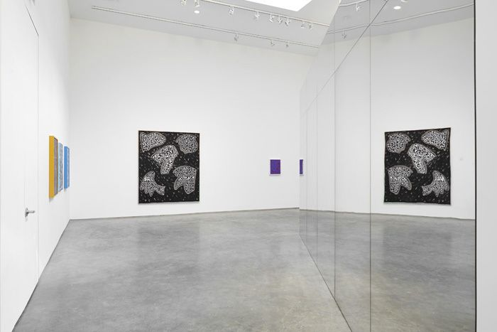 Exhibition at Marianne Boesky - Julia Dault