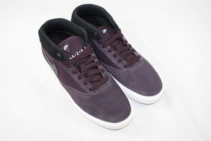 Brand New Nike Omar Salazar LR Size 9 Port Wine Black White 472660 601 #Nike #AthleticSneakers